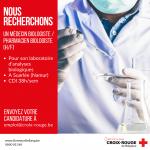 Médecin / Pharmacien biologiste