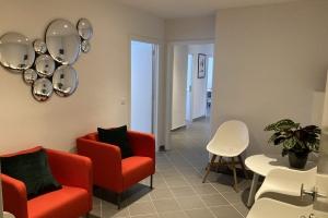 Centre médical collaboratif Tenbosch-Châtelain, Ixelles, cabinets à louer